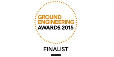 Ground Engineering Awards 2015 Finalists